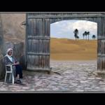 7.The gate of Sahara