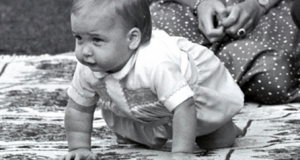 Принц Вилијем као беба.мФотографија: Arthur Edwards