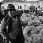 Kupusari na pijaci u Zemunu, 1983. godina