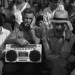 Mali ljudi i veliki tranzistori I, Guca, 1985.