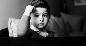"""Portret dečaka"" (Portrait-of-a-Boy) - Foto: Snežana Knežević (Copyright)"