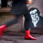 Fotografija je snimljena u Beogradu u Petrogradskoj ulici 17 maja 2011. godine u sumrak. Objavljena je na sajtu 1x a potom kradena sirom sveta kao ulistracija za pesme i misli o slobodi.