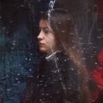 Fotografija je snimljena u februaru 2015. Ona je citat nekog renesansnog portreta u sfumato tehnici.