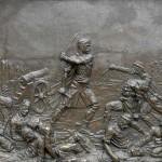 015 Reljefna ploca prikaza Tanaska Rajica u borbi-800
