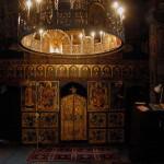 030 Ikonostac i polijelej crkve Sv Georgija-800