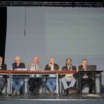 Skupstinu su vodili: Aleksandar Kelic, Cedomir Biukovic, Edo Iglic, Miroslav Predojevic, Milovan Ulicevic, Branislav Brkic