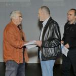 Zoran Purger prima nagradu za osvojeno 8. mesto FKK PARACIN