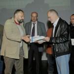 Radenko Radovanovic prima nagradu za osvojeno 1 mesto na listi 10 naj Klubova za FKK CACAK