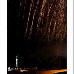 Fireworks Curtain