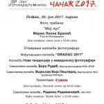 1b.Plakat 60x100 cm sa programom 2017