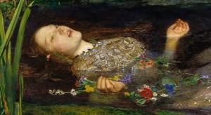 ser Džon Everet Millais – Ofelija