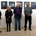002 Otvaranje izlozbe Milan Markovic Maida Gruden Vojislav Mitric i Branko Matic-700