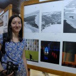 DSC_0116 Katarina Kosanovic pored svoje kolekcije-800