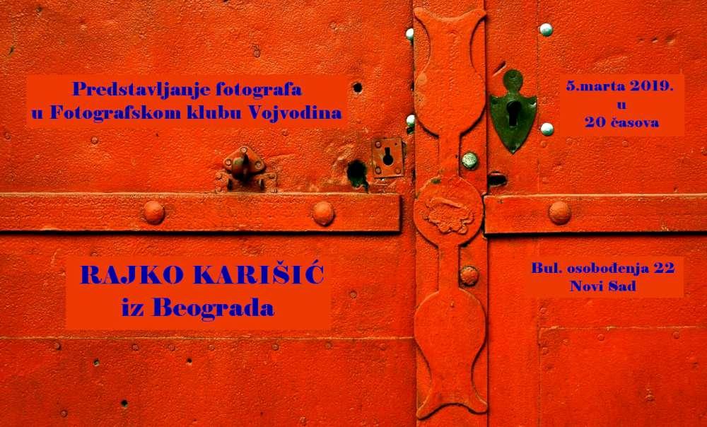 Najava Rajko Karisic-1000