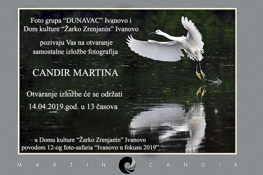 Pozivnica Martin Candir-1000