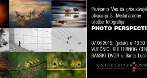 Pozivnica - PHOTO PERSPECTIVE 2019